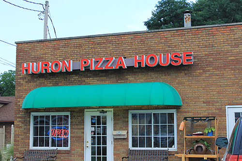 About The Huron Pizza House