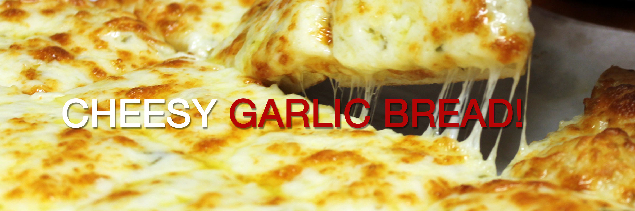 Huron Pizza House Garlic Bread